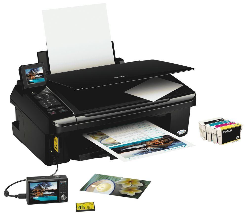 imprimante epson stylus sx515w generation net. Black Bedroom Furniture Sets. Home Design Ideas