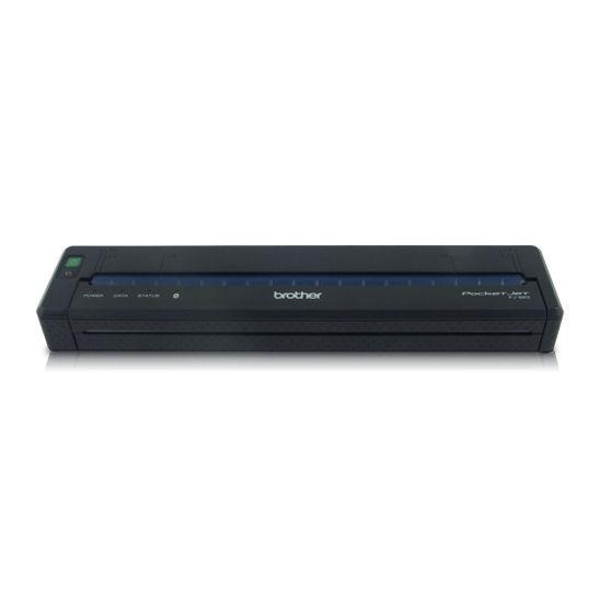 imprimante brother pj622 portable a4 pocketjet 20 203 x. Black Bedroom Furniture Sets. Home Design Ideas