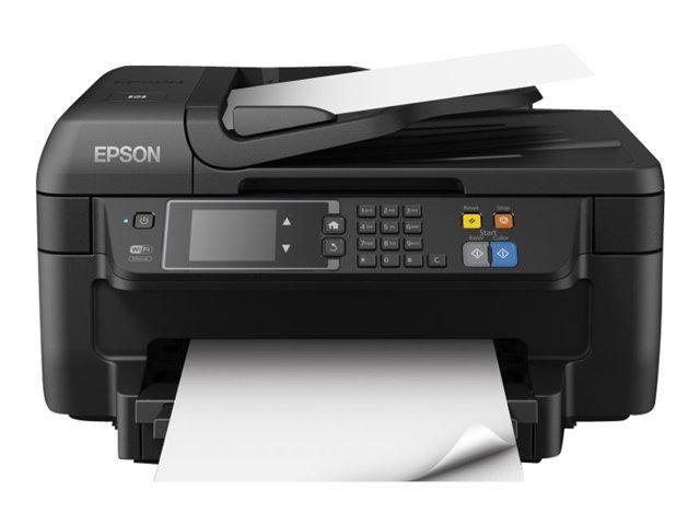 imprimante epson workforce wf 2660dwf multifonction 4 1 a4. Black Bedroom Furniture Sets. Home Design Ideas